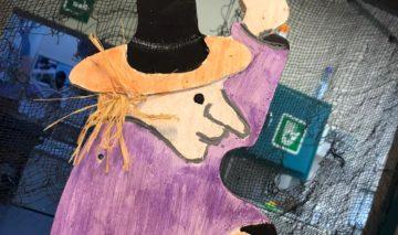 La garderie fête Halloween